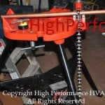 TriStand Pipe Vice