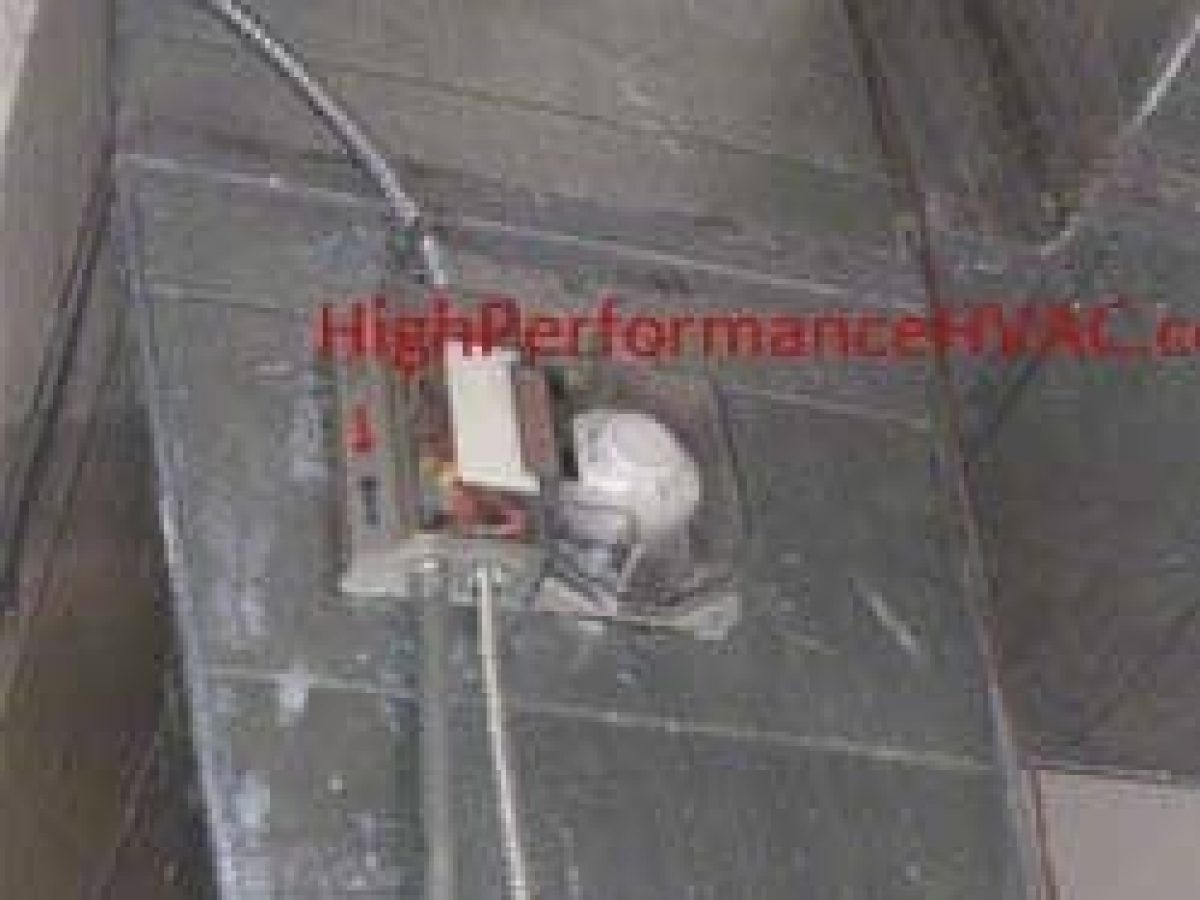 Duct Detectors Smoke Detection Nfpa 90a Code Requirements Hvac
