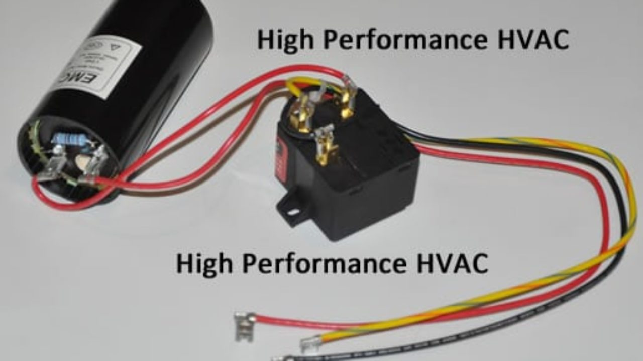 Start Capacitors for HVAC Compressors | Motor Start ist on general purpose relay wiring, capacitor compressor wiring, capacitor fan wiring, capacitor screw wiring, dc relay wiring,