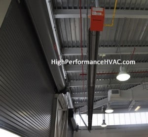 Garage Radiant Heating System