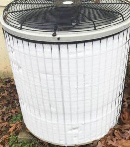 heat pump frost