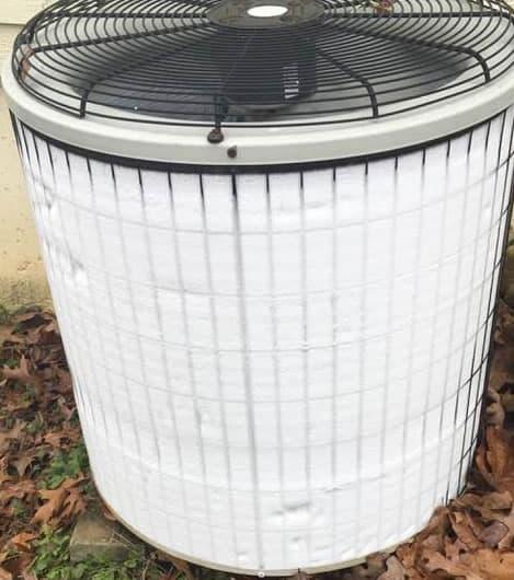 Heat Pump Frost Ice Buildup Hvac Troubleshooting