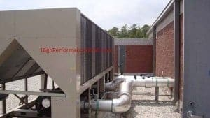 Glycol Feed System For Chiller Condenser Water Loop Hvac