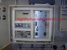 Direct Digital Controls DDC HVAC Control