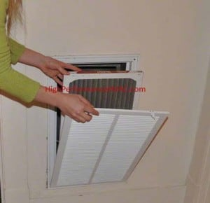 HVAC Furnace Air Filters Maintenance and Indoor Air Quality