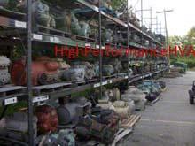 Semi-Hermetic HVAC Compressor Rebuild Shop
