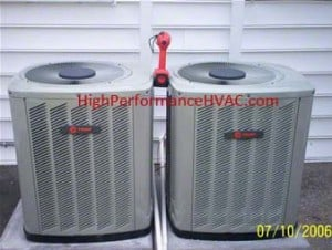 Trane versus Carrier Air Conditioners