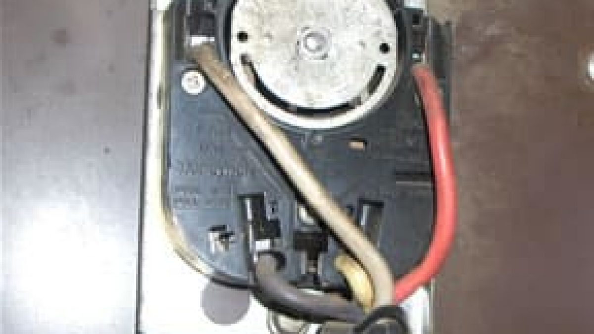 Honeywell Fan And Limit Switch With Preheat