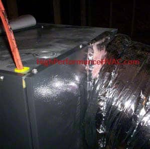 Duct Work Heating And Cooling Mechanical