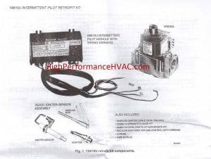 Conversion of a Water Heater to Electronic Ignition - Gas Ignition Systems