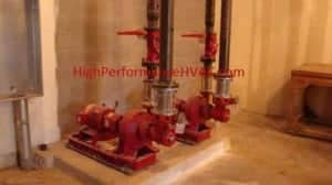 Hydronic Pump Cavitation   HVAC Water Problems