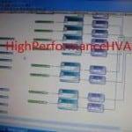 DDC Control Module for an Air Handling Unit