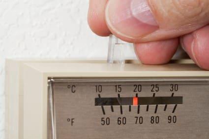 The Mercury Switch Thermostat Hvac Control