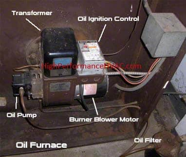 Oil Controls Burner Hvac Boiler And Furnace Heating