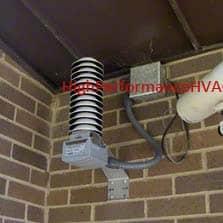 Outside Air Temperature-Humidity Sensor