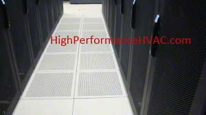 Data Center Perforated Tiles for Cooling Servers