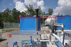 Liquid to Vapor Propane Evaporators
