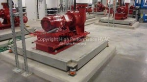 Air Management in Hot and Chilled Water Piping Loops