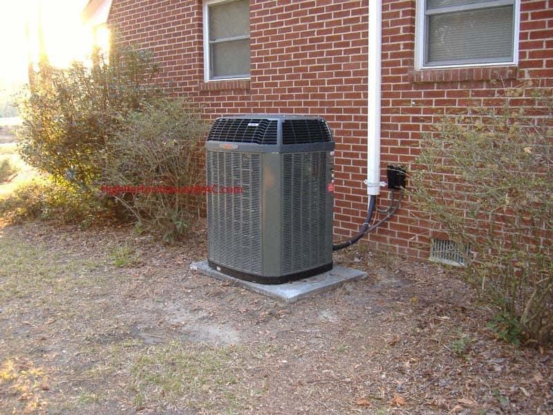 New Condenser Installation Thermostat Wiring