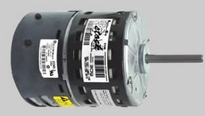 variable speed ecm condenser fan motors