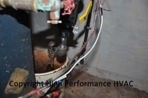 steam boiler maintenance, low water cut-off