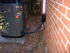 Air Conditioner Condenser Service and Repair