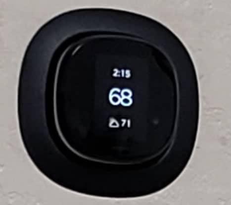Ecobee Smart WiFi Thermostat