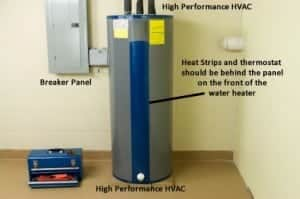 Electric Water Heater Elements Diagnosis - Water heater diagnosis and repairs - the fix