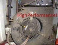 Evaporator Coils Dirty Ice On Air Conditioner