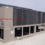 McQuay Air Cooled Chillers - Chiller Barrel Evaporator