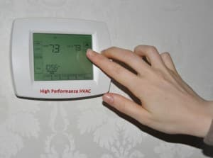 Honeywell VisionPro Heat Pump Thermostat - Programming and Settings