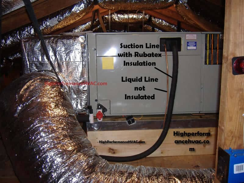 Fix Sweating Copper Pipes Hvac Cooling Repair