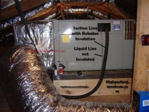 air conditioning water damage