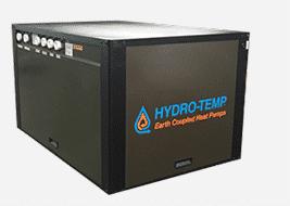 Geothermal heat: hydroheat geothermal heat pump.