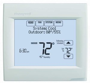 Honeywell VisionPro Thermostat Troubleshooting