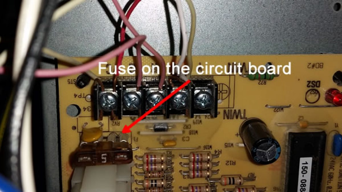 Blowing Low Voltage Fuse Breaker Trip | Control Wiring TroubleshootingHigh Performance HVAC