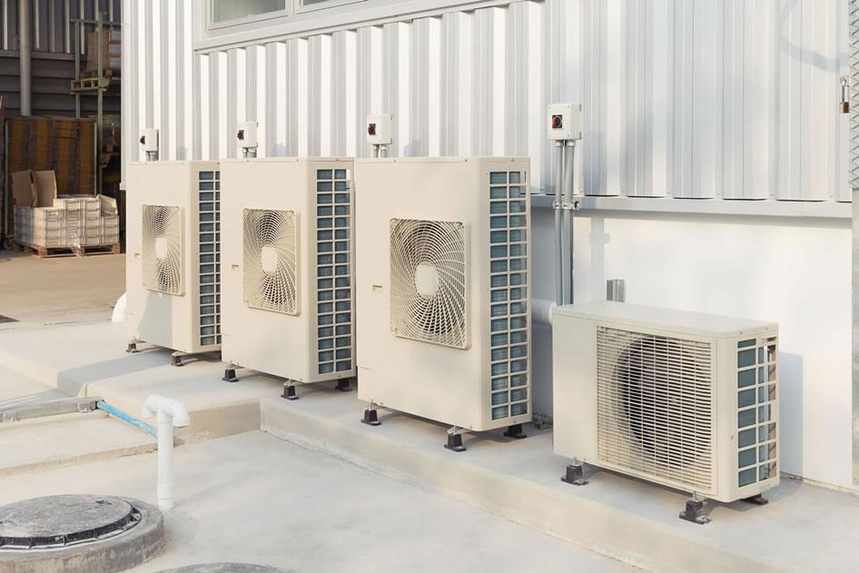 Heat Pump Mini-Split Condensers